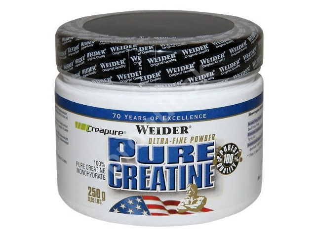 Weider Pure Creatine, 250 g