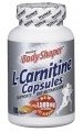 Weider Body Shapers L-Carnitine Capsules - 100tab